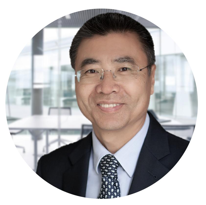 Dr. Liming Ge, Partner mit Schwerpunkten Pharma und Biotech