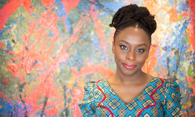 Chimamanda Ngozi Adichie, author of   Americanah  and   We Should All Be Feminists  .