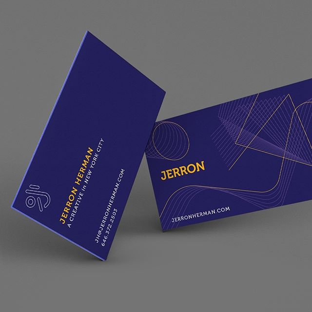 Business cards for Jerron Herman, an NYC Creative. Jerron is a dancer, writer, and advocate of the performing arts for disabled artists. He is one of a kind. @jerronmarcel  _  #design #graphicdesigner #branding #creative #architecture #urbanism #designer #graphicdesign #brandingdesign #color #pantone #type #typeface #mockup #brandingidentity #problemsolving #modern #multidisciplinary #graphicidentity #logo #brooklyn #nyc #wayfinding #georgelittledesign