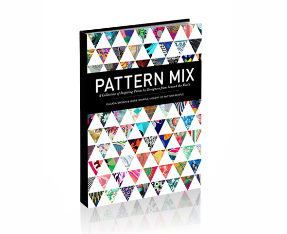 E-book made by Pattern People - USA featuring work of several artist including work of Gabriela Fuente