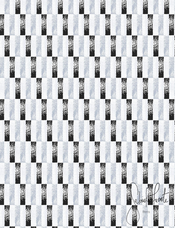Nordic Stripe by Gabriela Fuente