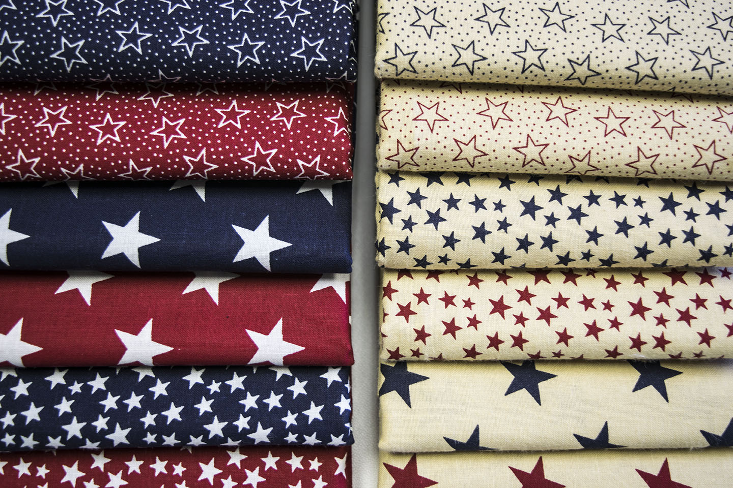 SPW 222: Patriotic Quilt Backs