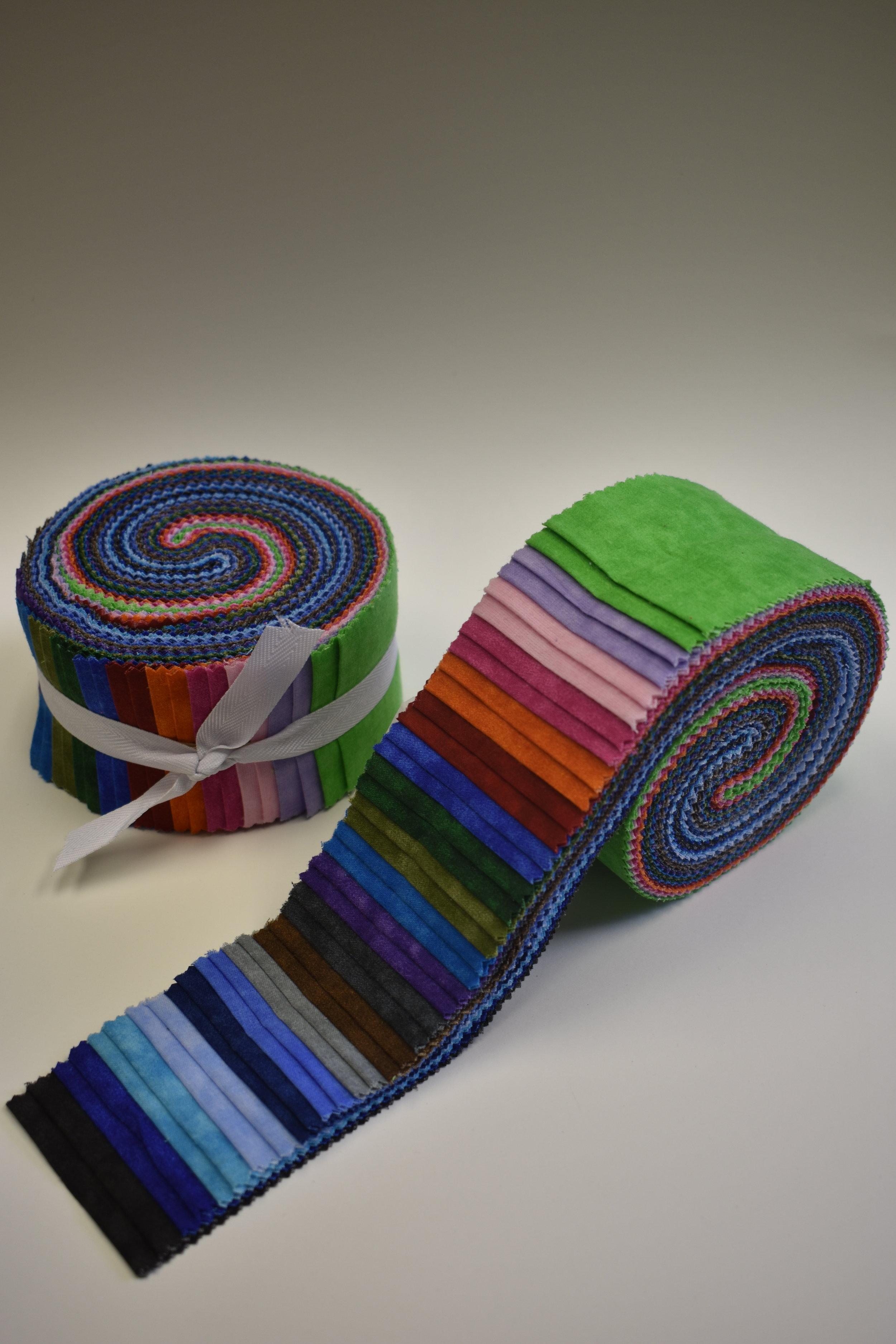 Santee Spirals: Tonal Blenders