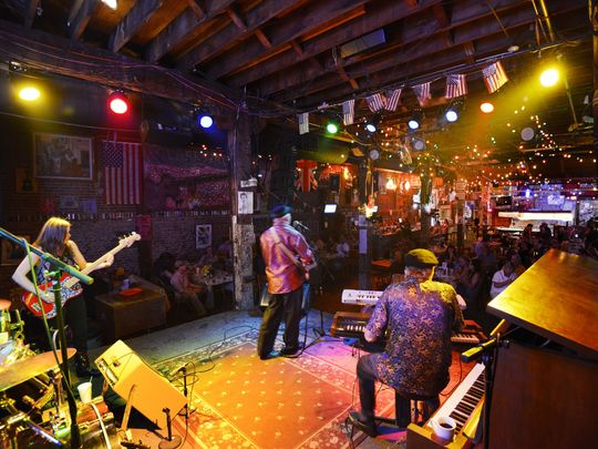 Before the opening of Ground Zero Blues Club in 2001, Clarksdale was fortunate to have live music one or two nights a week. Now there's live music every night, including Wednesday through Saturday at Ground Zero. (Photo: Visit Mississippi/Special to Clarion Ledger)