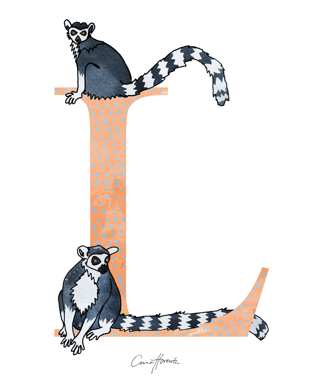 L Lemur
