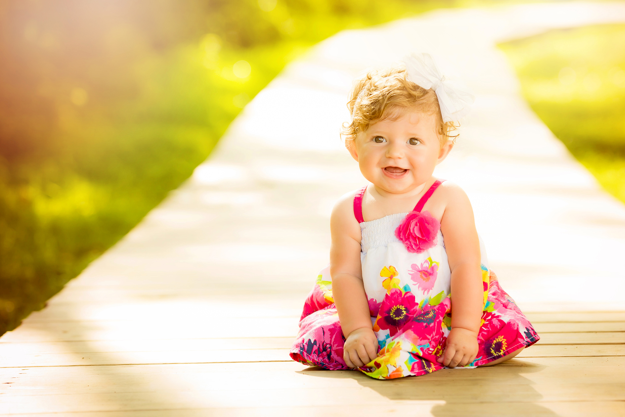 Baby Girl Photography Akron OH