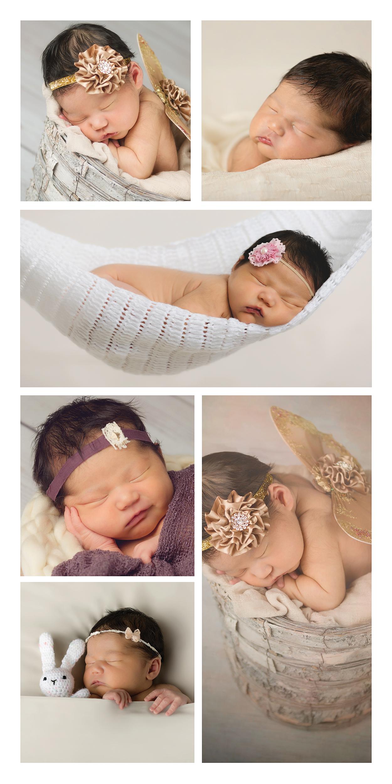 Fairlawn, OH Newborn Photography