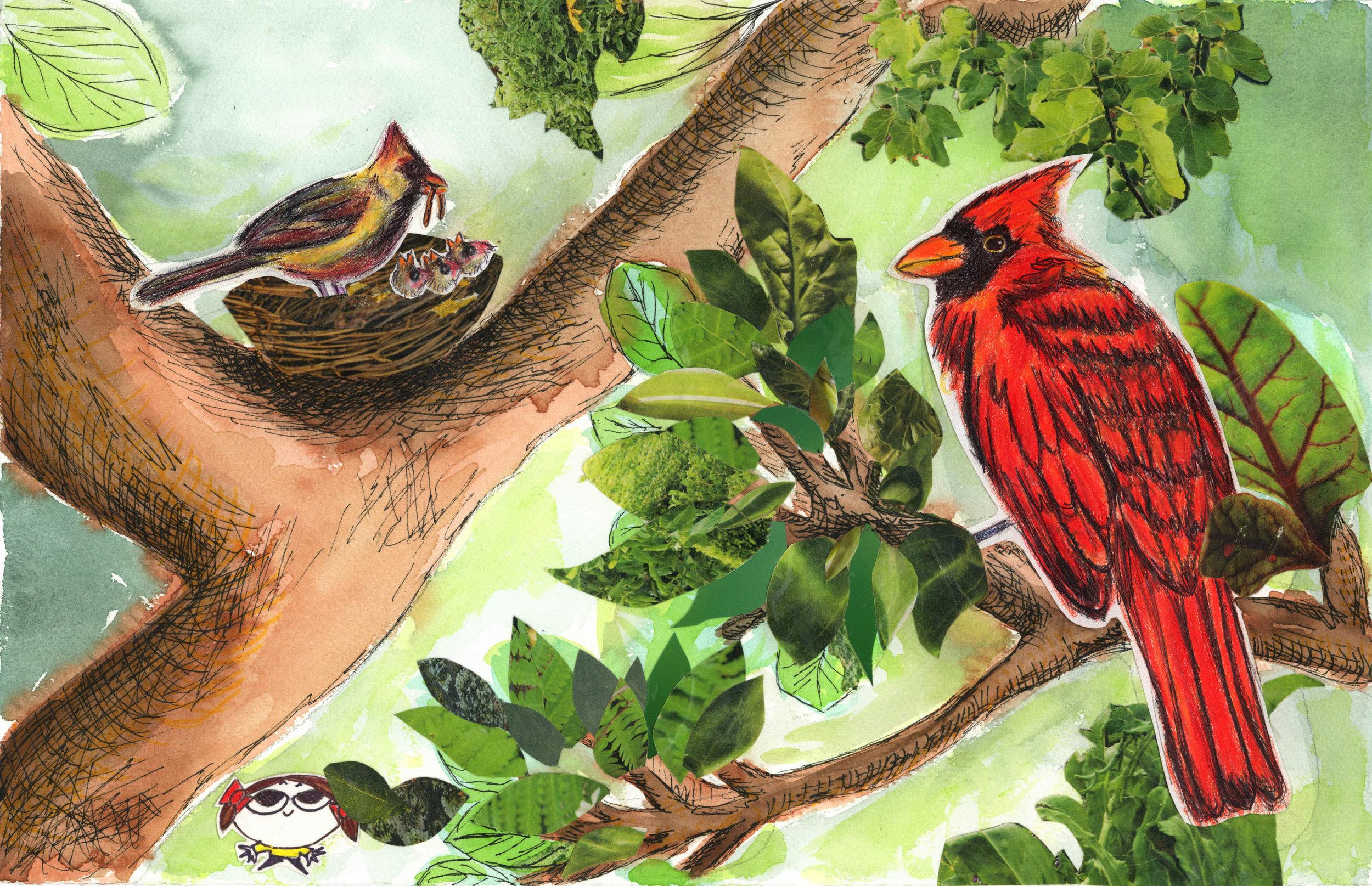 Lula with cardinals