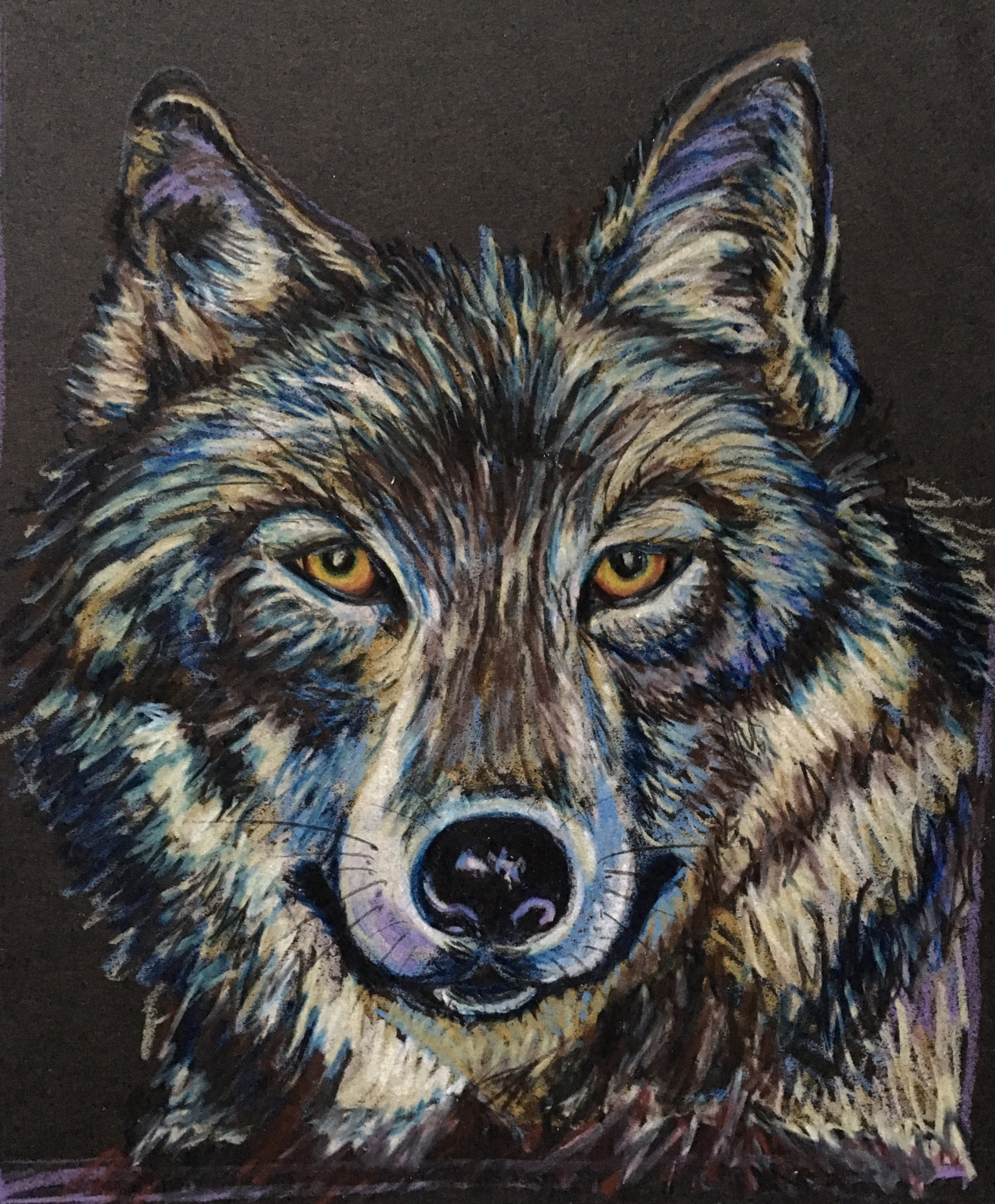 Wolf for Karen