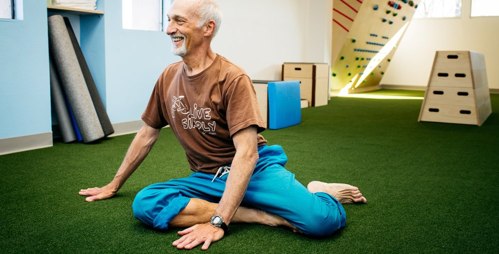 Adaptive Movement for Seniors - Classes and Private Training