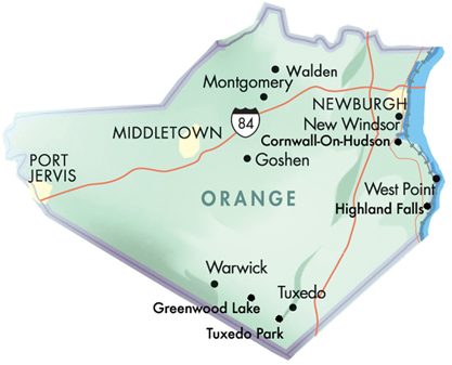 Currently Operating: - City of Middletown Police DepartmentTown of Wallkill Police DepartmentTown of Crawford Police DepartmentTown of Montgomery Police DepartmentVillage of Maybrook Police DepartmentTown of Mount Hope Police Department