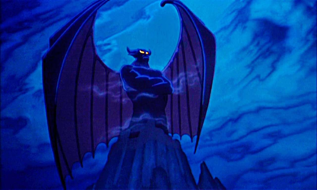 Czernobog in Disney's  Fantasia