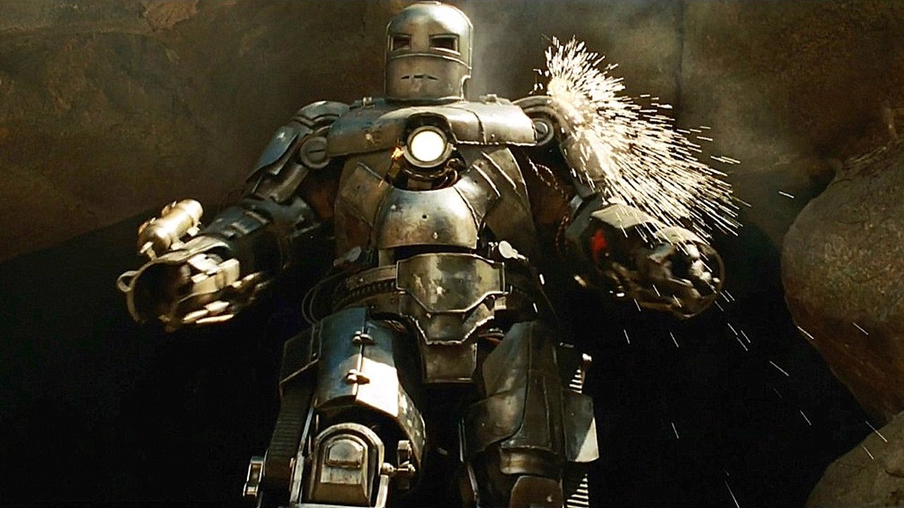 Marvel's  Iron Man  (2008)