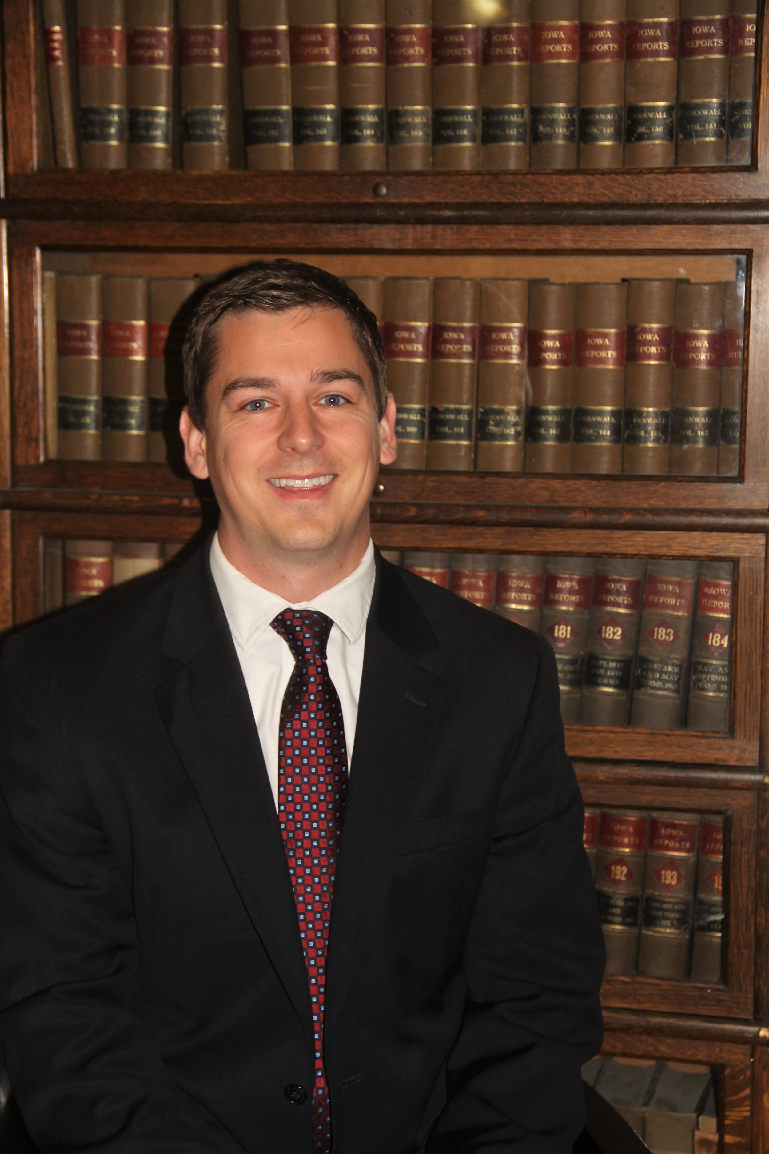 Fort Dodge Lawyer, Accident and Injury Attorney Ryan Kehm