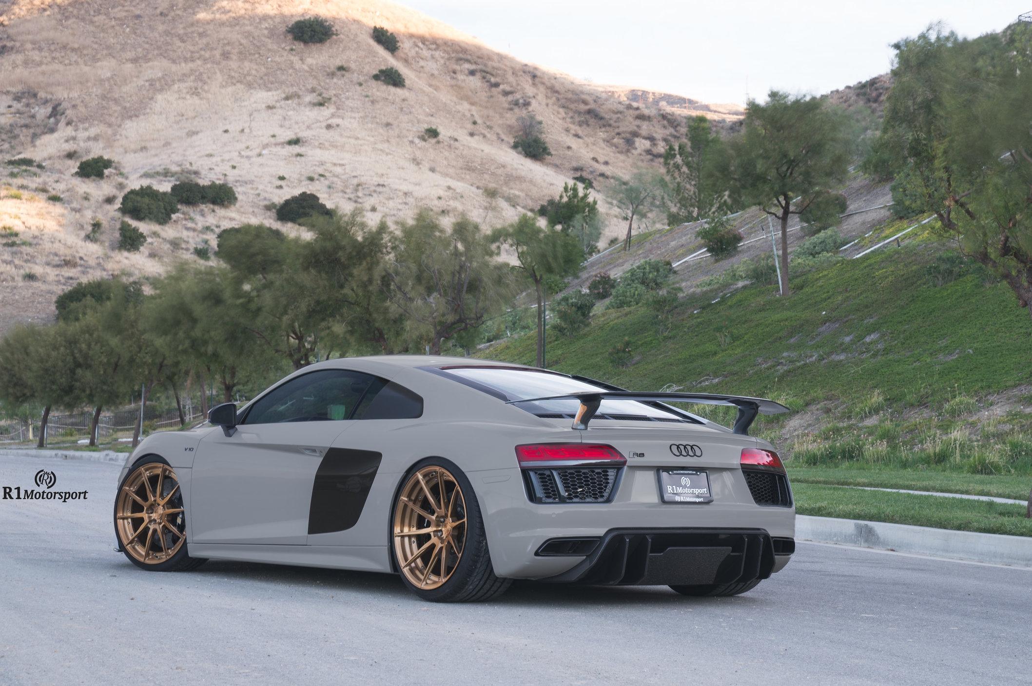 Kekurangan Audi R1 Spesifikasi