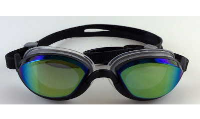 Black & grey with metallic lens  - • good for outdoor