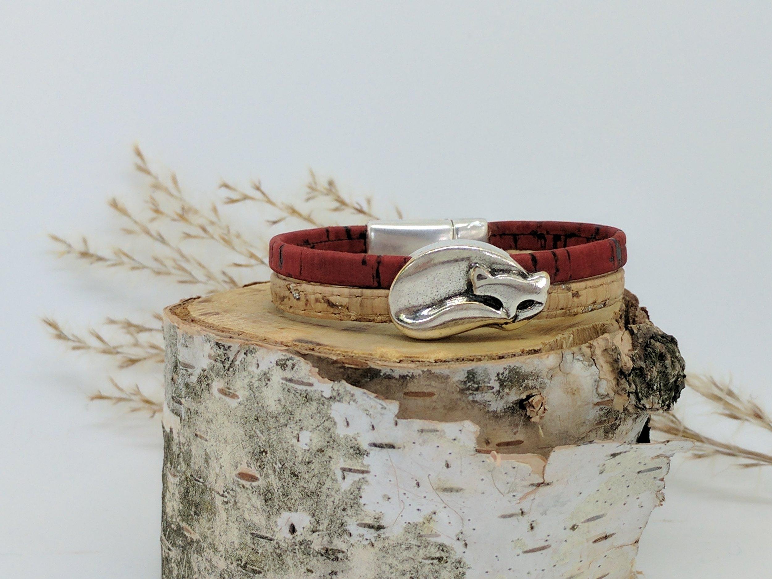 Custom bracelet for a customer in Fairfield, Vermont