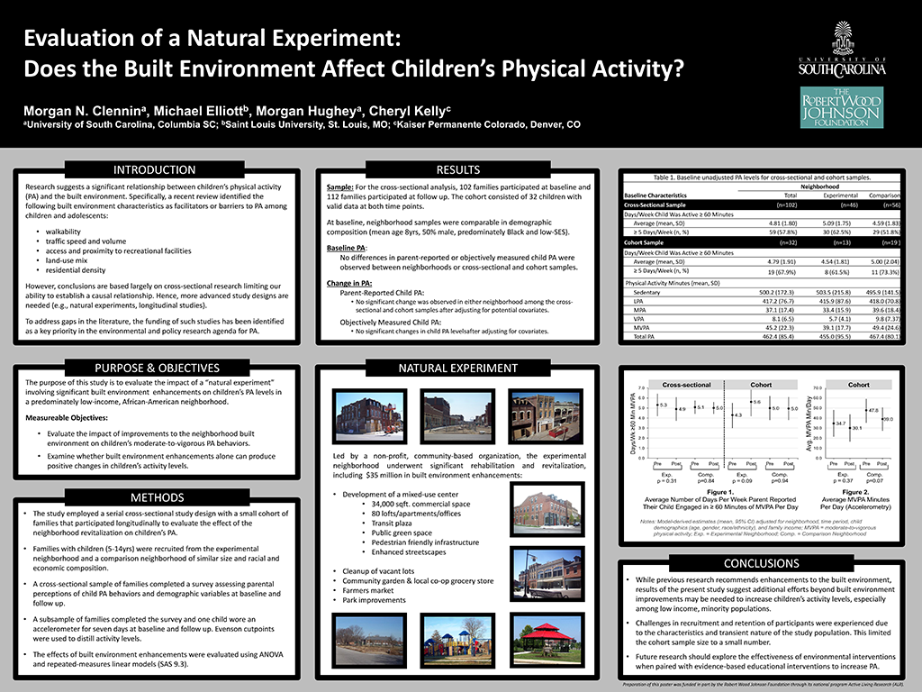 Evaluating Natural Experiments ALR Presentation 2014