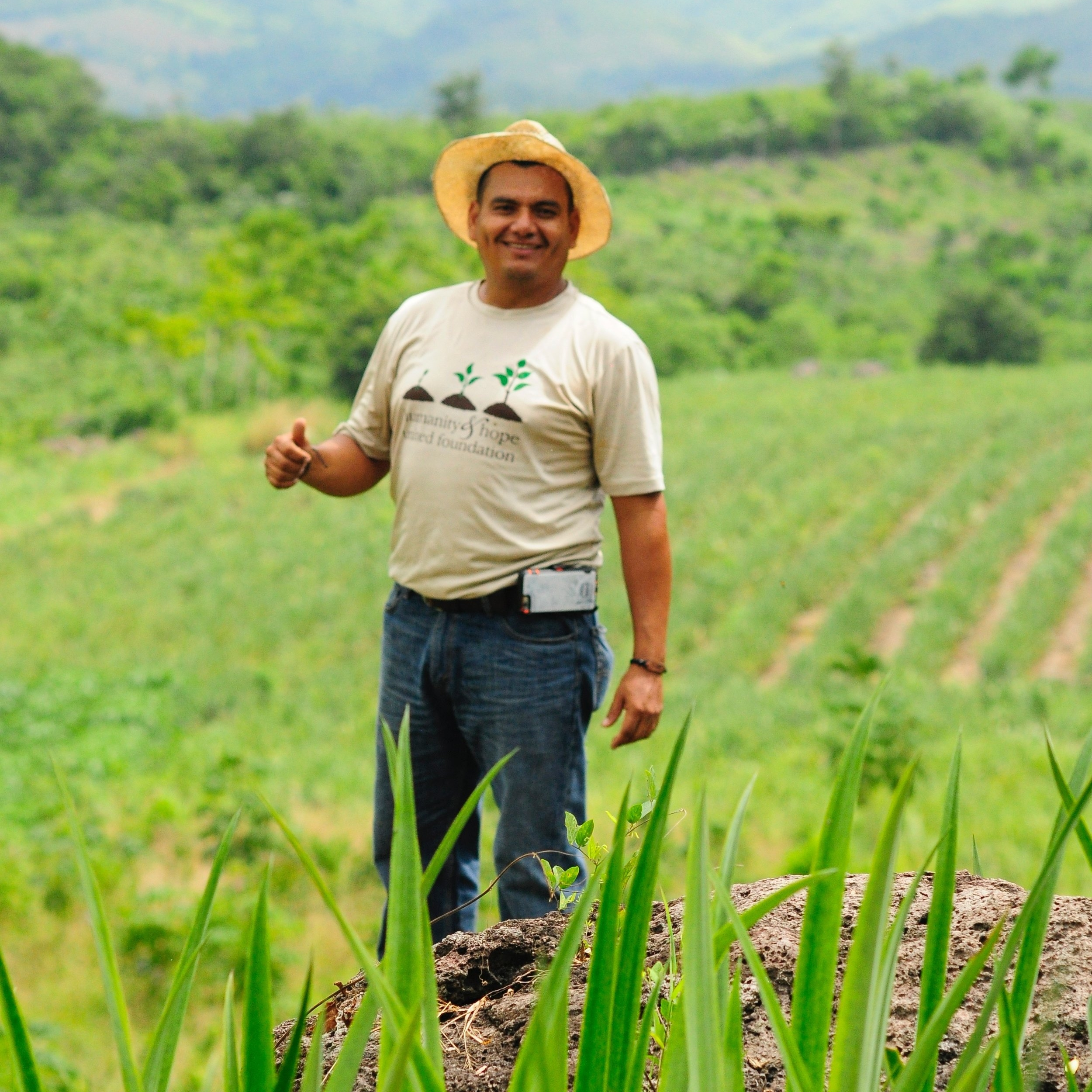 Juan Ramos,  Village Manager