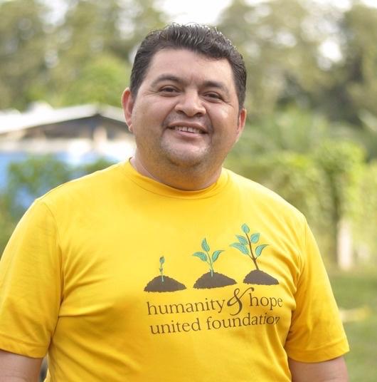 Roger Reyes,  Pastor Care Director