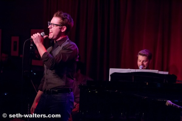 In concert with Lance Horne at Birdland; NYC.