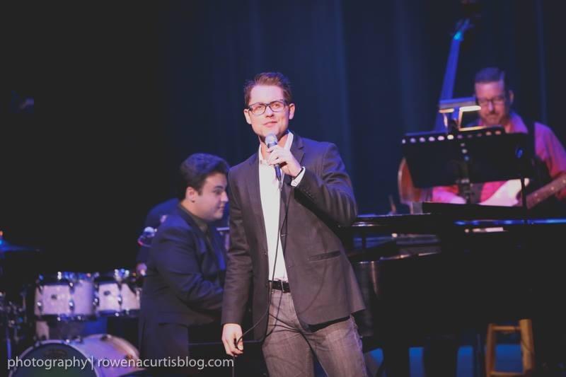 Cabaret at The Merc; Temecula, CA. Caleb Hoyer at piano.