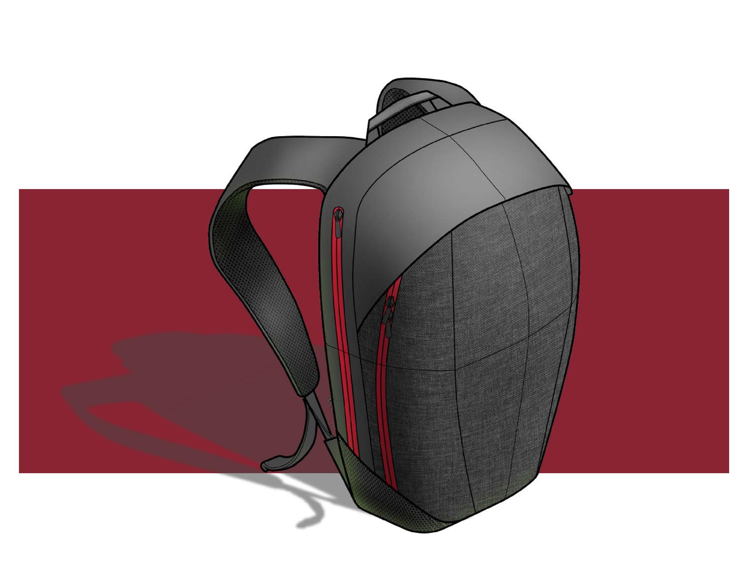 Soft Line Backpack