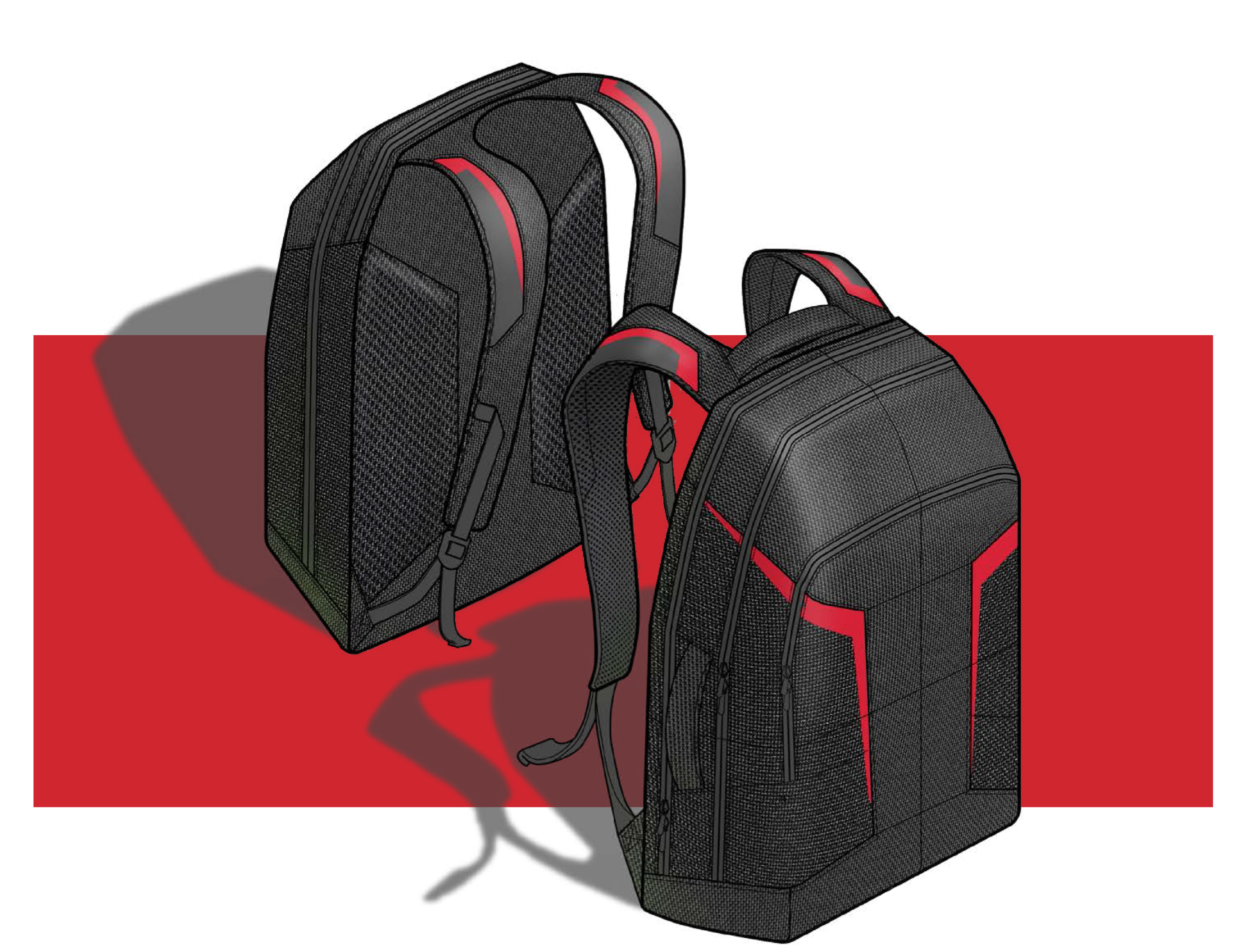 Hard Line Backpack