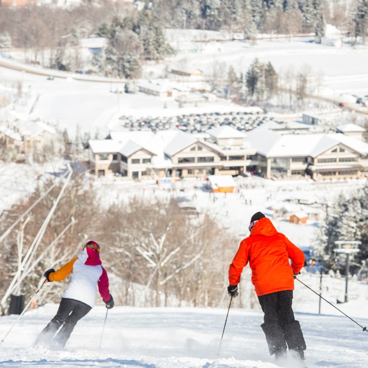 windham mountain   2 miles from Catskill Lodge. Discount tickets available during ski season.