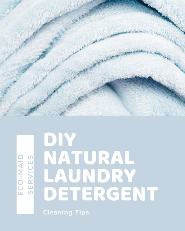 Ready for a Monday afternoon break? Well, we have a good read for you! Check out our blog post to learn why store bought laundry detergent can put you and your loved ones at a health risk.   . . . . . . . . . . . .  #clean #cleaning #cleansing #cleanhouse #cleanup #cleanculture #cleaner #organize #organized #organizedhome #professionalorganizer #organizer #cleanfreak #cleanliving #tidyingup #tidy #tidyhome #homelife #family #women #men #lifestyle #springtime #springcleaning #greencleaning #interiors #picoftheday #follow #instagood