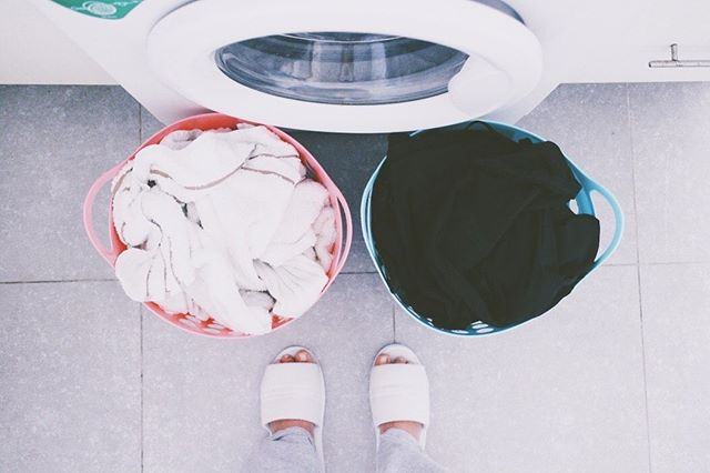 Who hates doing laundry? Leave your laundry out for us, we have you covered! . . . . . . . . , . . . . .  #clean #cleaning #cleansing #cleanhouse #cleanup #cleanculture #cleaner #organize #organized #organizedhome #professionalorganizer #organizer #cleanfreak #cleanliving #tidyingup #tidy #tidyhome #homelife #family #women #men #lifestyle #springtime #springcleaning #greencleaning #interiors