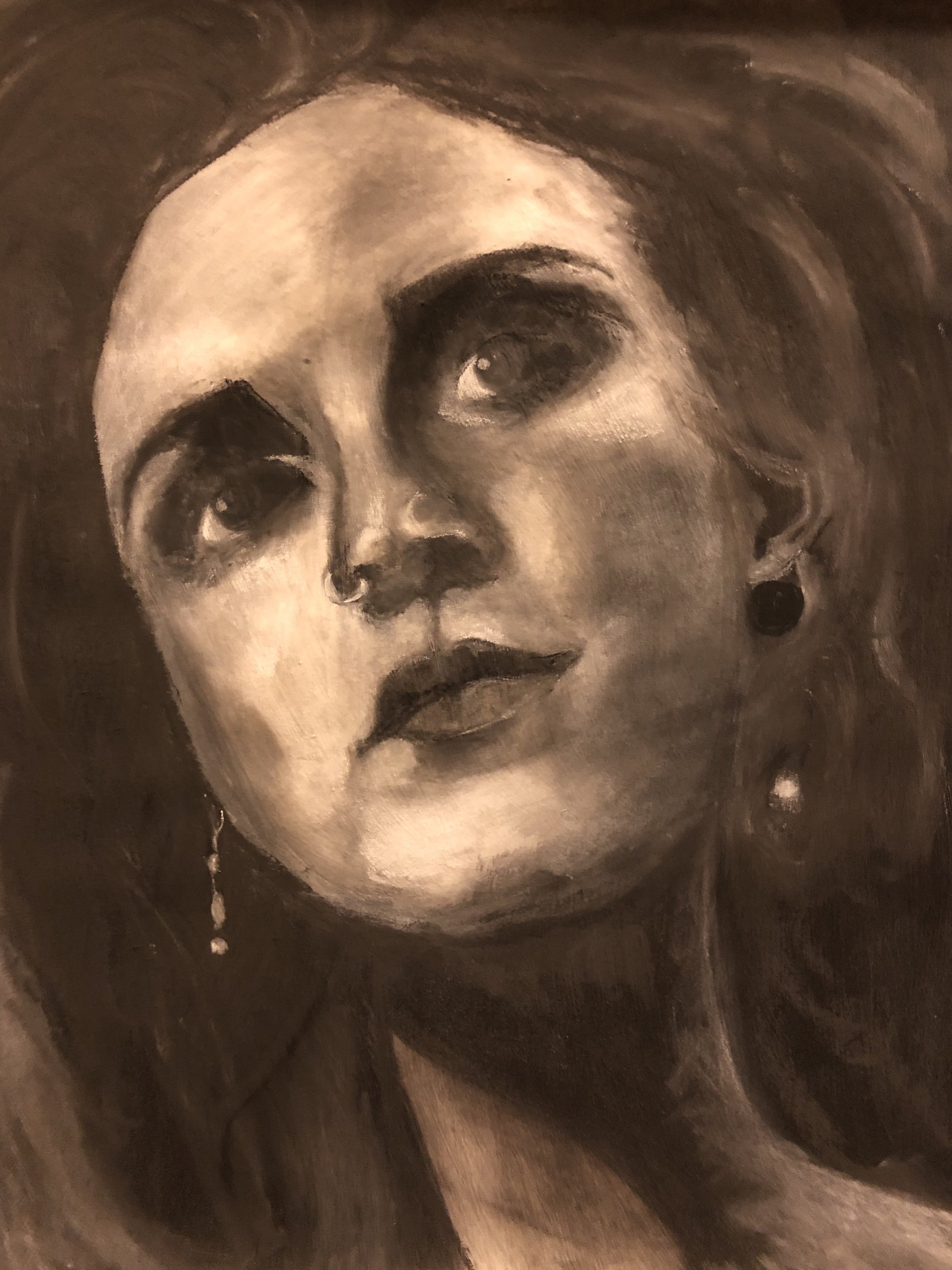 by student Annette Campbell