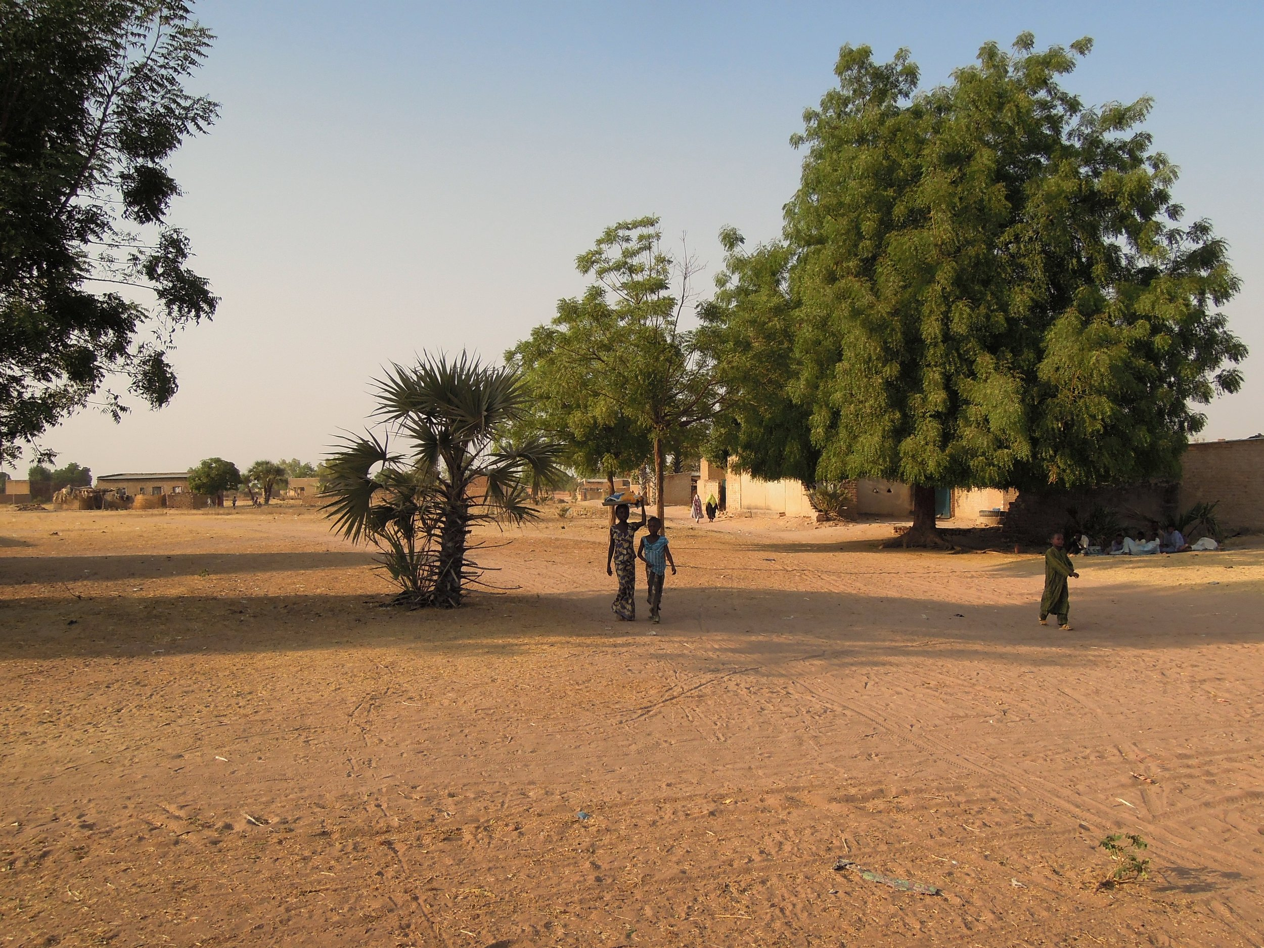 Much of our time in Chad was spent in Kelo, a city of around 50,000 people. Kelo is very hot and dry due to its location in the Sahel region of Africa, just south of the Sahara Desert.