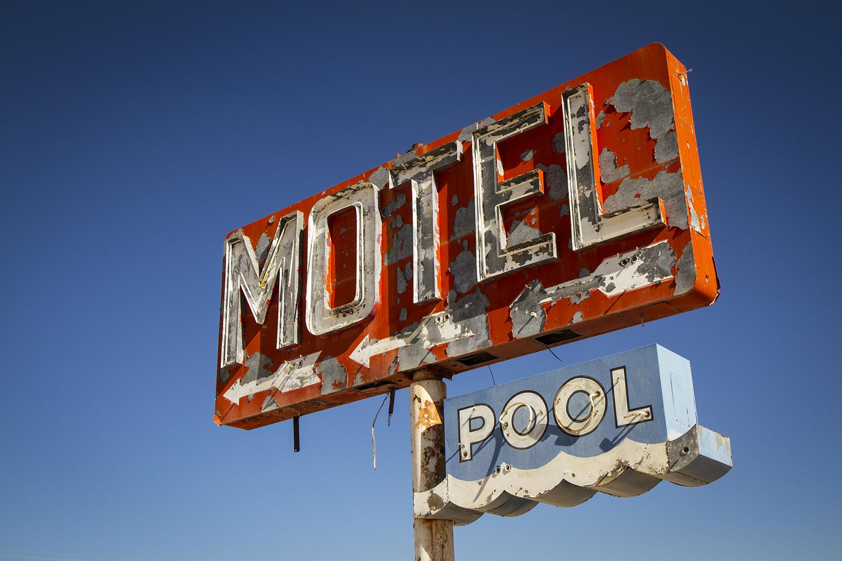 Empty Pools. Yucca, AZ 2013