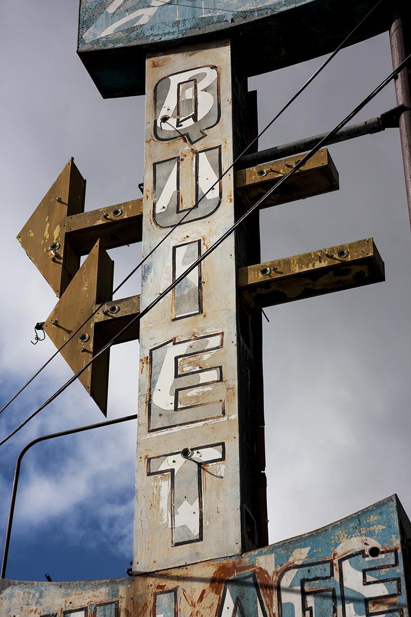 Quiet. San Jose, CA 2011