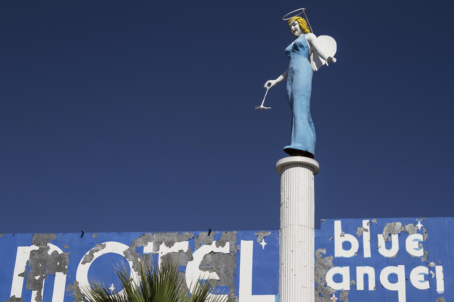 Angels Overhead. Las Vegas, NV 2013