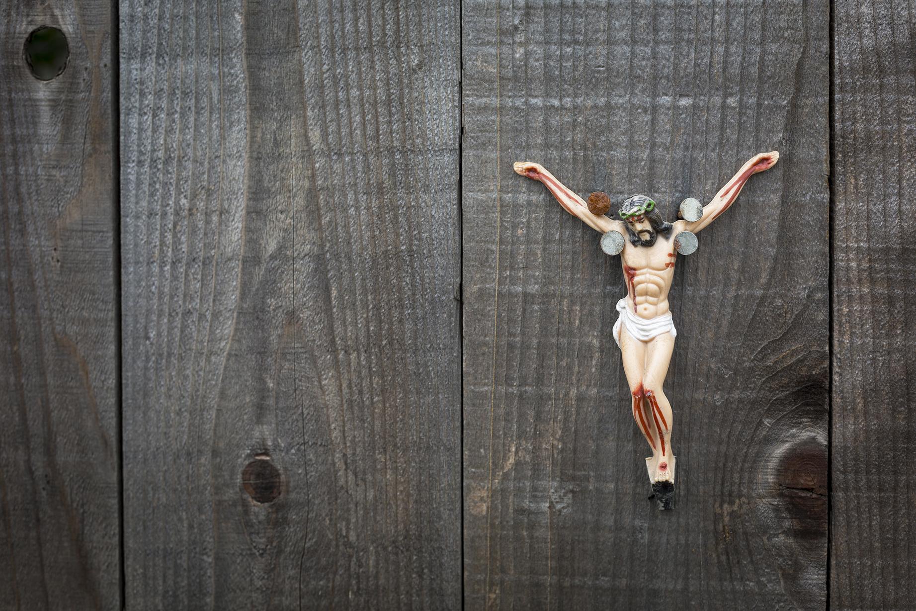 No Cross to Bear. 2014