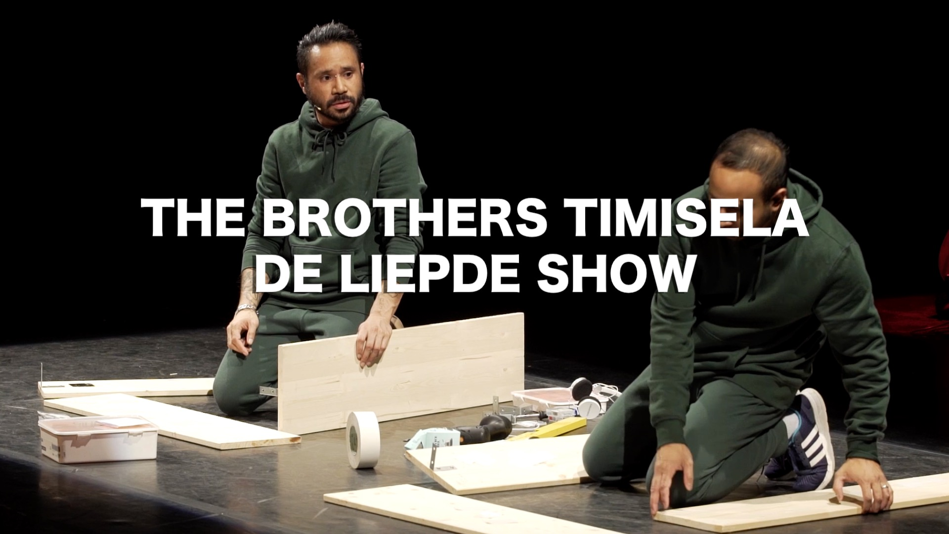 The Brothers Timisela - Liepde