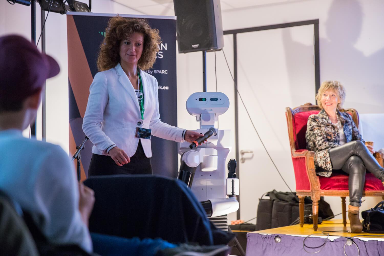 European Robotics Week - Amsterdam 2016