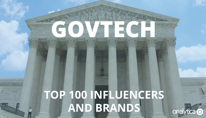 """Number 26 in Global Top 100 Influencers & Brands List in less than 6 months"""