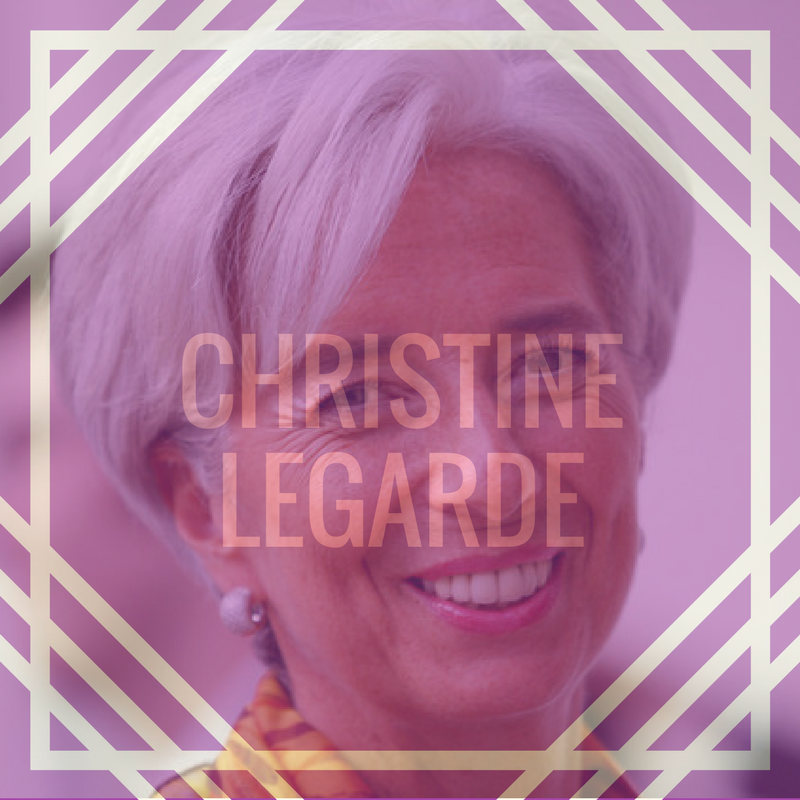 Christine Madeleine Odette Lagarde is a French lawyer and politician who has been the Managing Director of the International Monetary Fund (IMF) since July 2011.