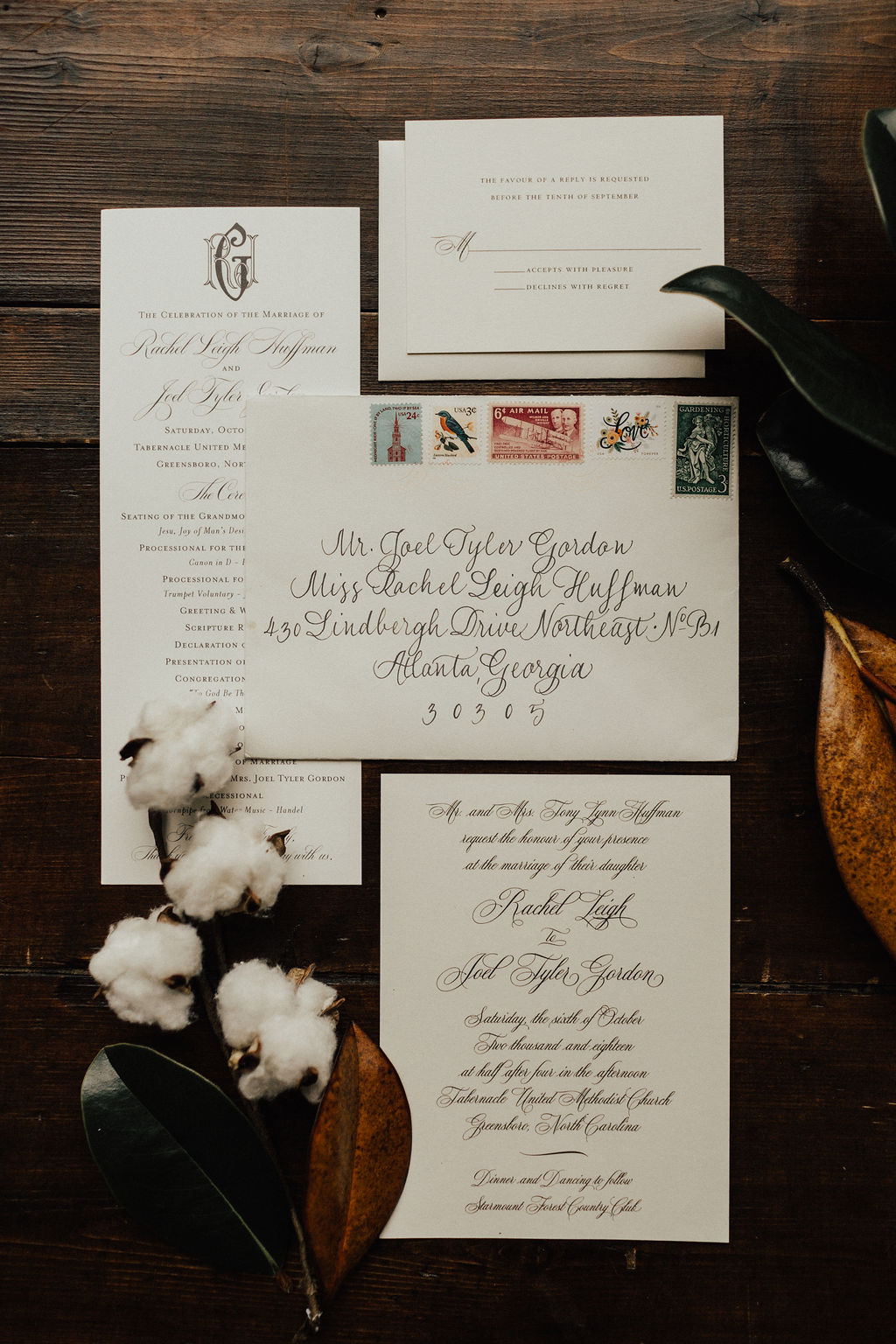 Photo by  Chelsey Dellinger     calligraphy by carole
