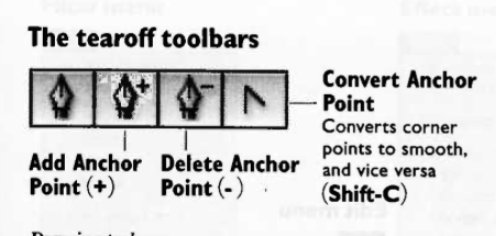 Page 3 – The tearoff toolbar