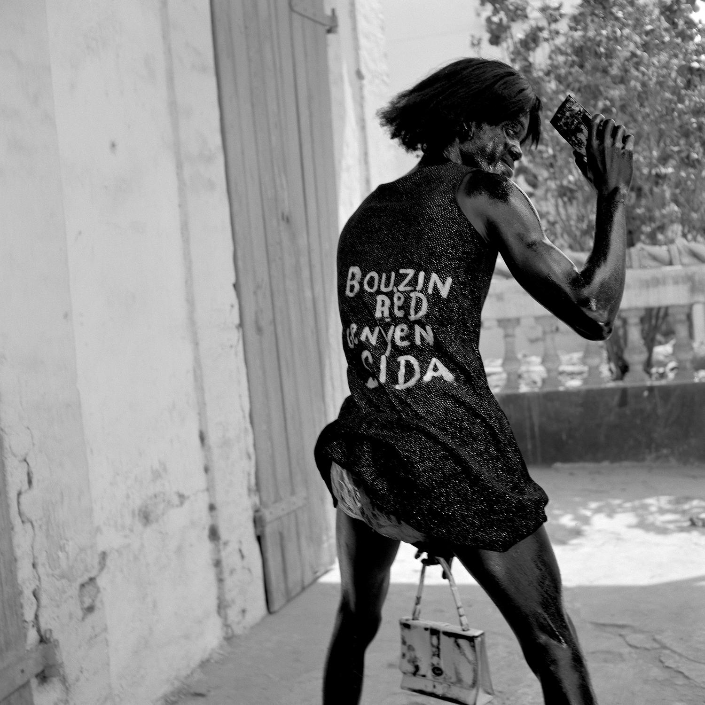 Bouzin Rèd Genyen SIDA     Tough Whore has AIDS , 2000