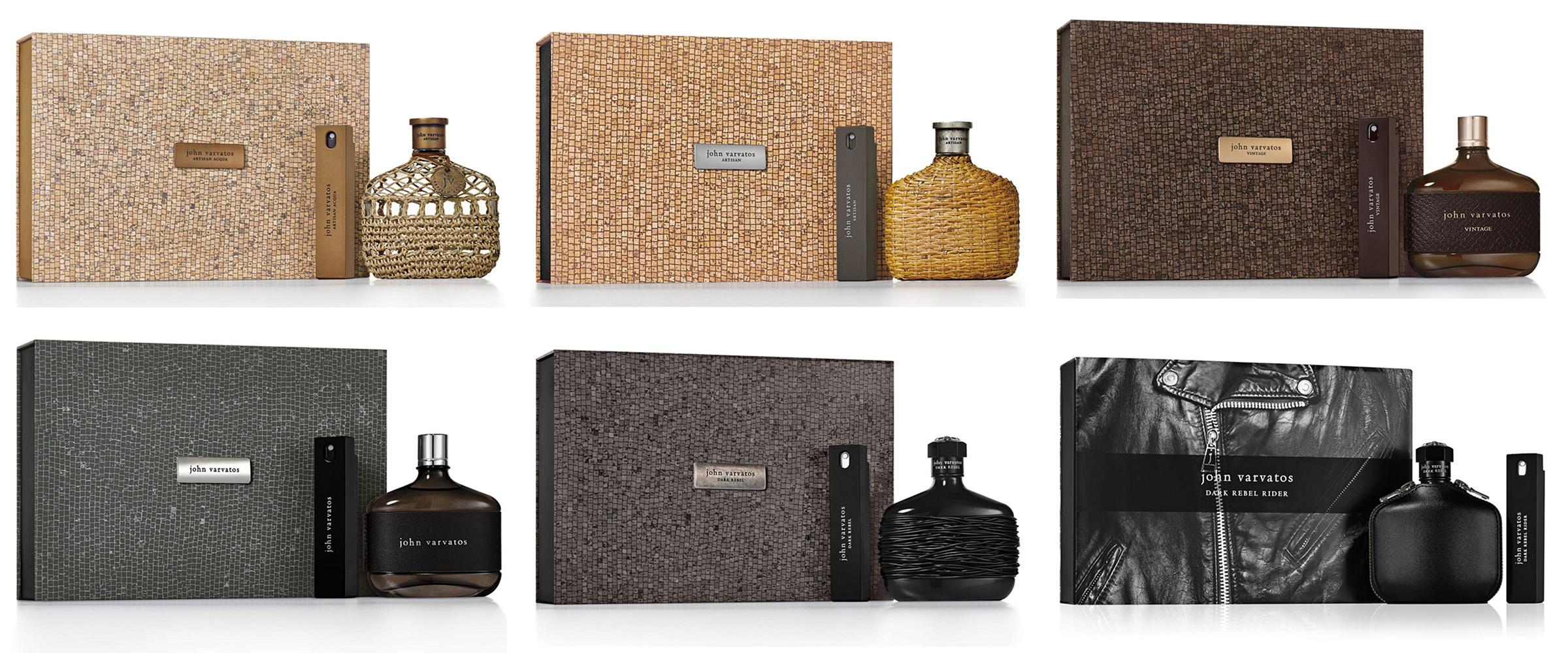 John Varvatos - Soft Cork Wrapped & Embossed Leather Jacket Gift Sets
