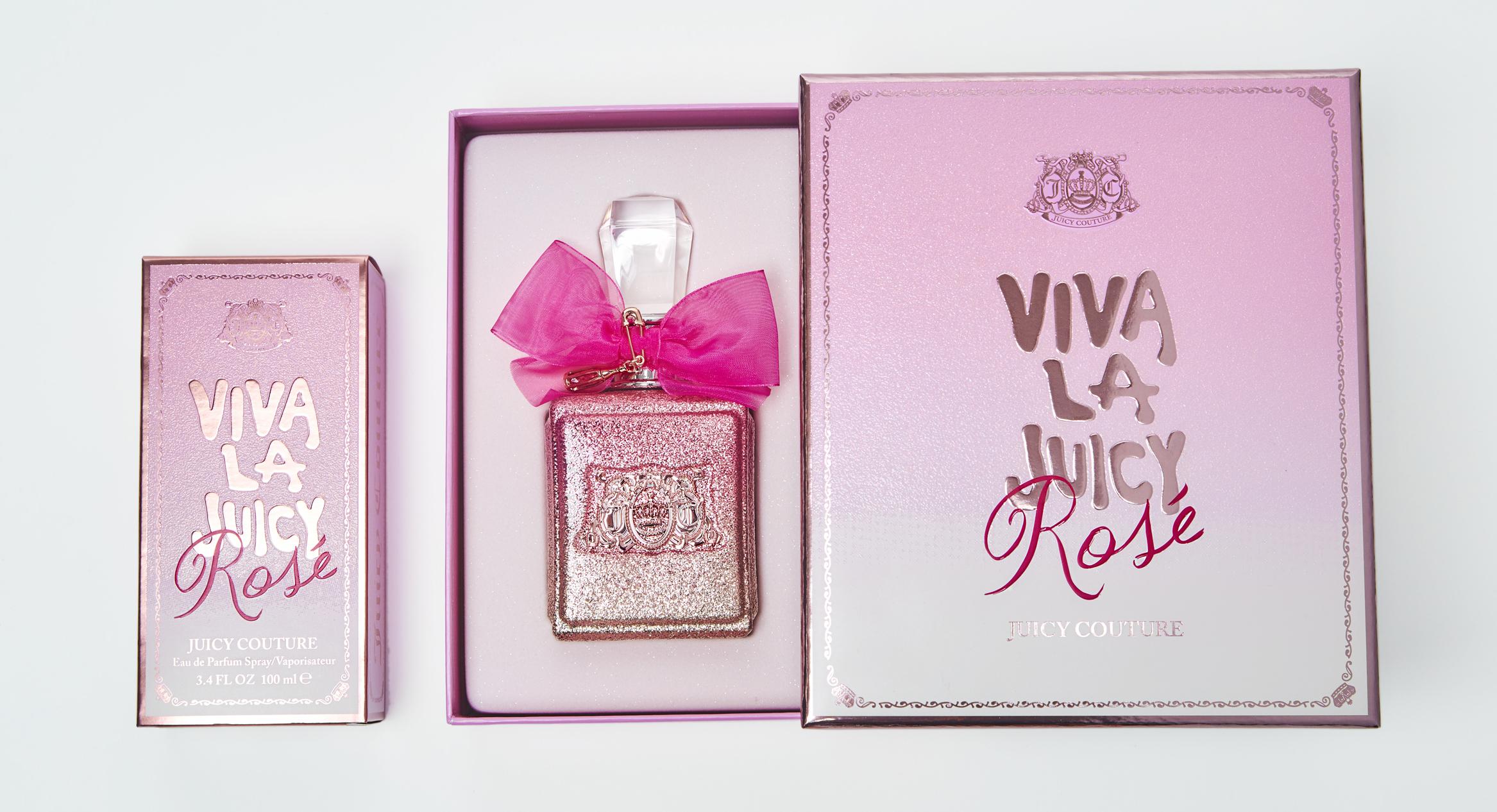 Viva la Juicy Rose - Ombre Glitter Carton & Gift Set