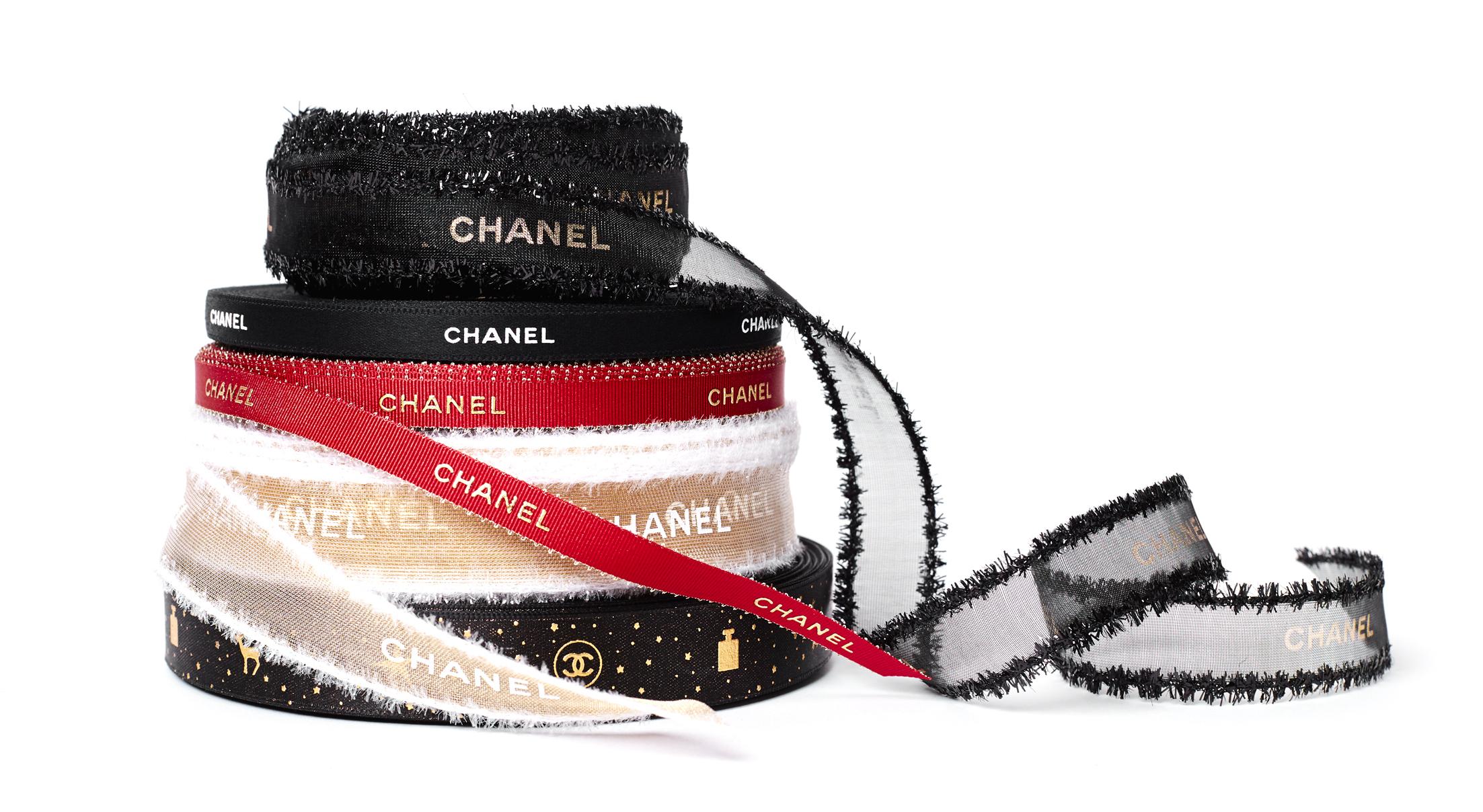 Chanel - Holiday Ribbons