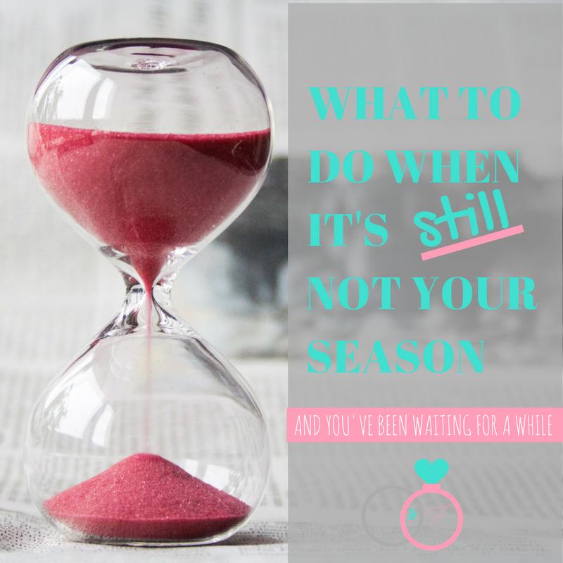 not your season