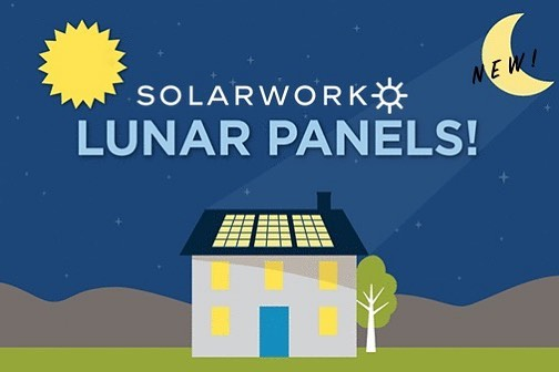 Press release,  After years of R&D we are happy to announce that Solarwork will release a new product.  The Solarwork Lunar Panel is a perfect complement for the solar panel to get electricity during the long Swedish winter nights.  The Solarwork Lunar Panel will be released for commercial market end of Q2 2019 and will have a Wp of 400 W.  For more information about The Solarwork Lunar Panel please email us on info@solarwork.se or call us at +46 8 50 11 80 30  #solarworks #solarworld #solpark #solceller #lunarpanel #solarwork #gogreen #sustainability #sustainable