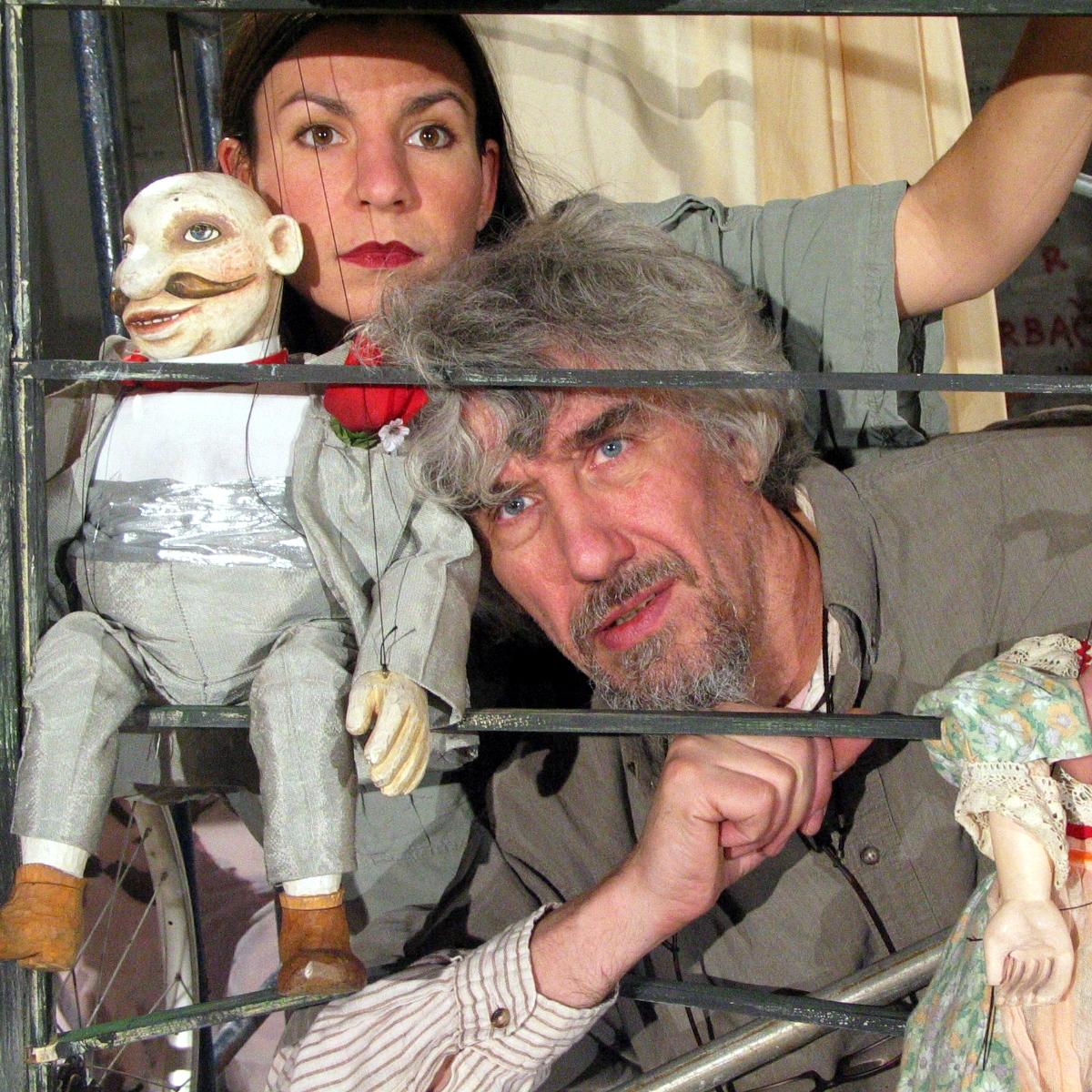 Once There Was a Village by the Czechoslovak-American Marionette Theater